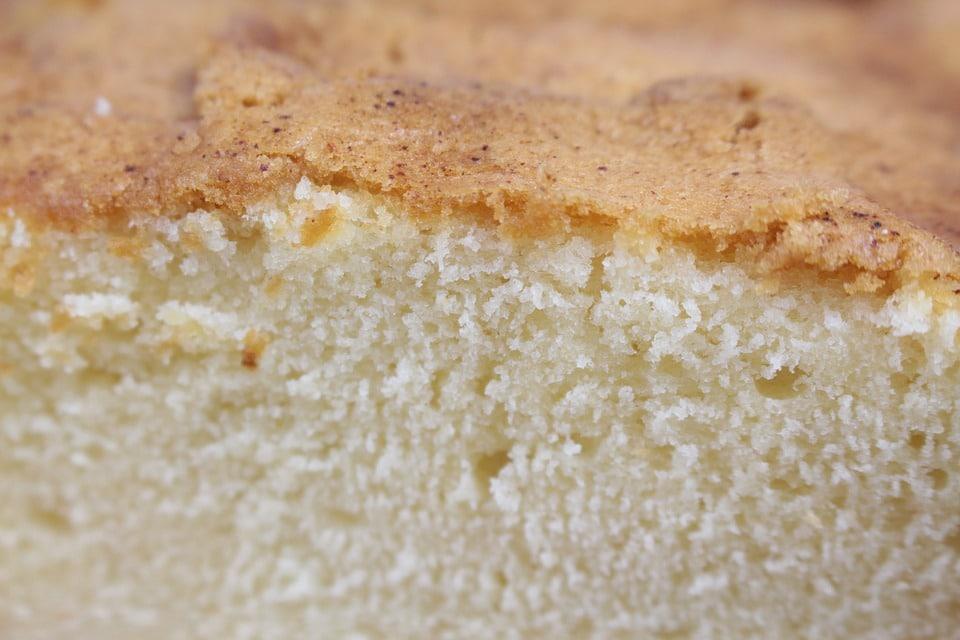 Torta semplice (pan di spagna)